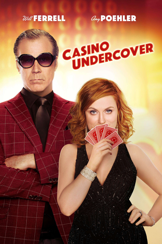 "Plakat von ""Casino Undercover"""