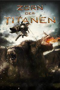 """Plakat von """"Zorn der Titanen"""""""