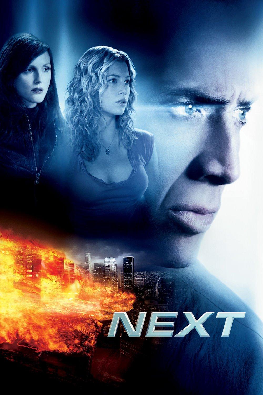 """Plakat von """"Next"""""""