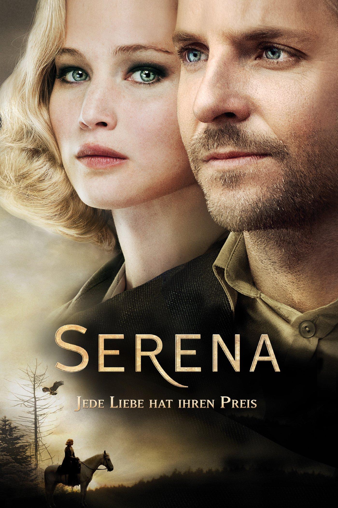 """Plakat von """"Serena"""""""
