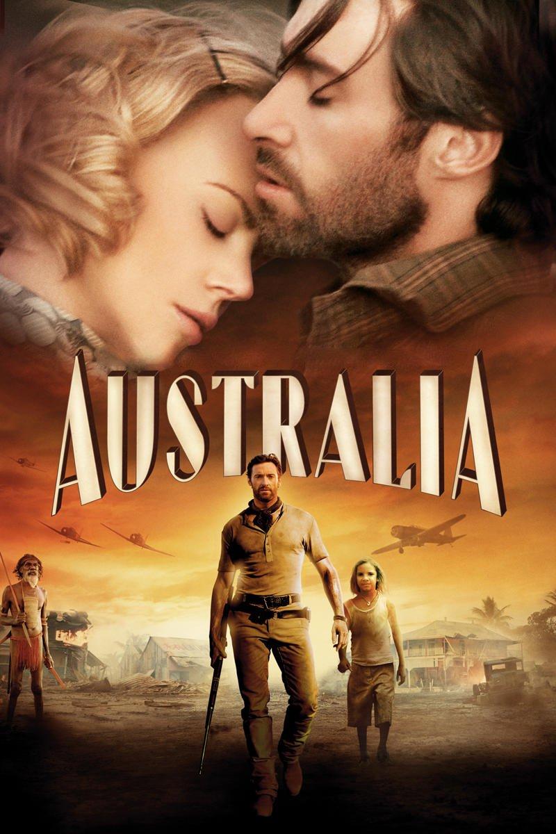 """Plakat von """"Australia"""""""