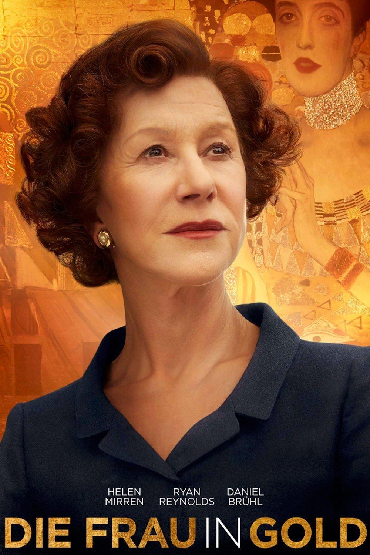 """Plakat von """"Die Frau in Gold"""""""