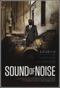 """Plakat von """"Sound of Noise"""""""