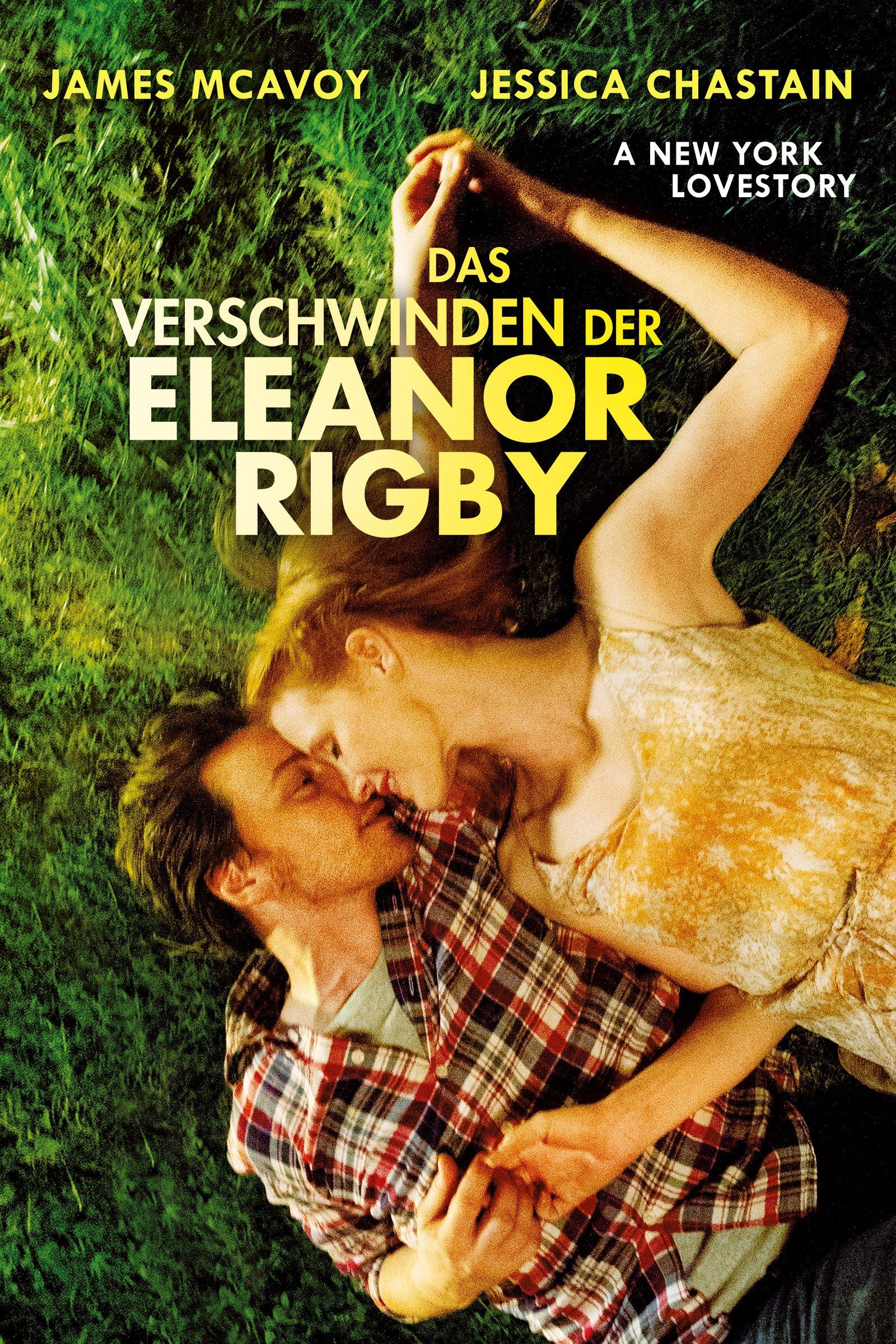 """Plakat von """"Das Verschwinden der Eleanor Rigby"""""""