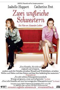 """Plakat von """"Zwei ungleiche Schwestern"""""""