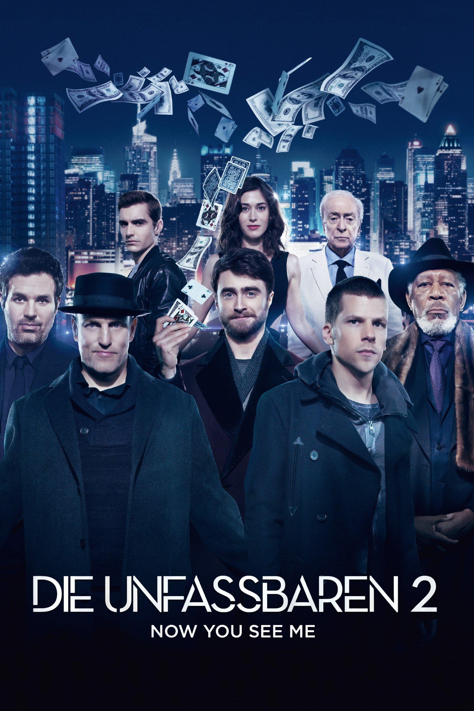 """Plakat von """"Die Unfassbaren 2"""""""