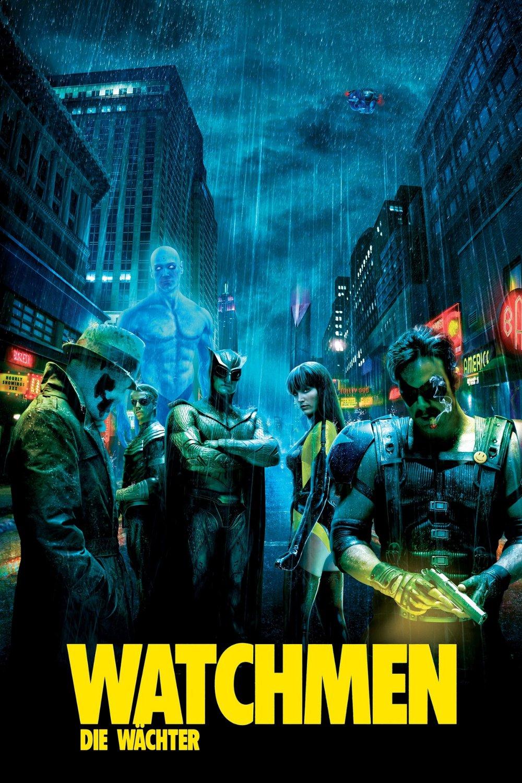 """Plakat von """"Watchmen - Die Wächter"""""""