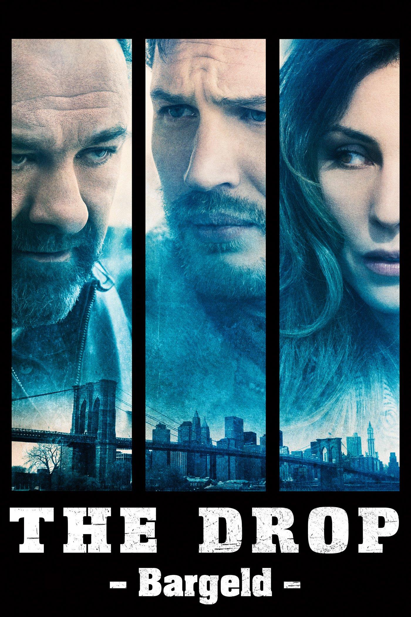 """Plakat von """"The Drop - Bargeld"""""""