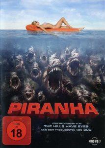 """Plakat von """"Piranha 3D"""""""