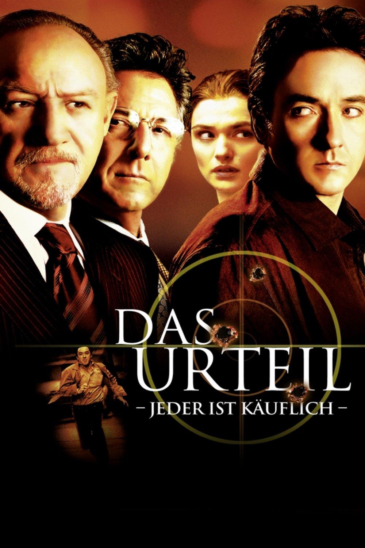 """Plakat von """"Das Urteil - Jeder ist käuflich"""""""