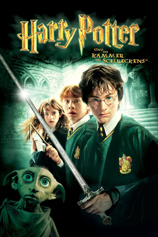 """Plakat von """"Harry Potter und die Kammer des Schreckens"""""""