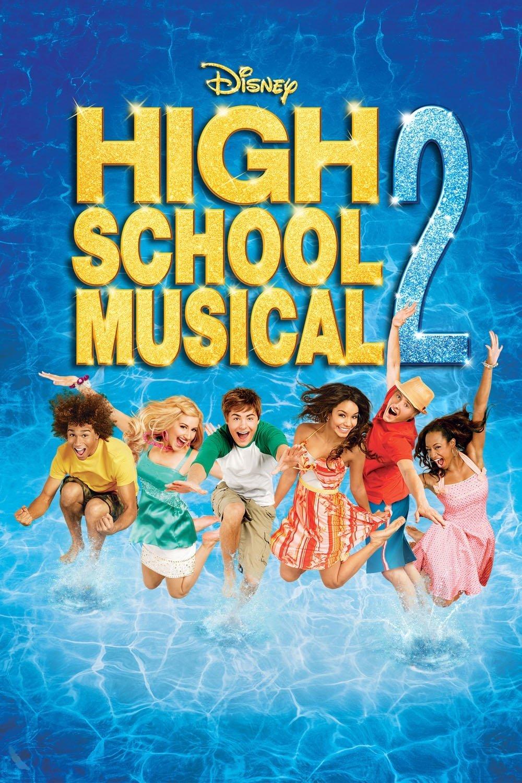 """Plakat von """"High School Musical 2"""""""