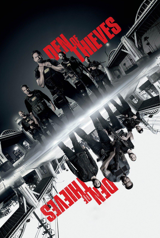 """Plakat von """"Den of Thieves"""""""