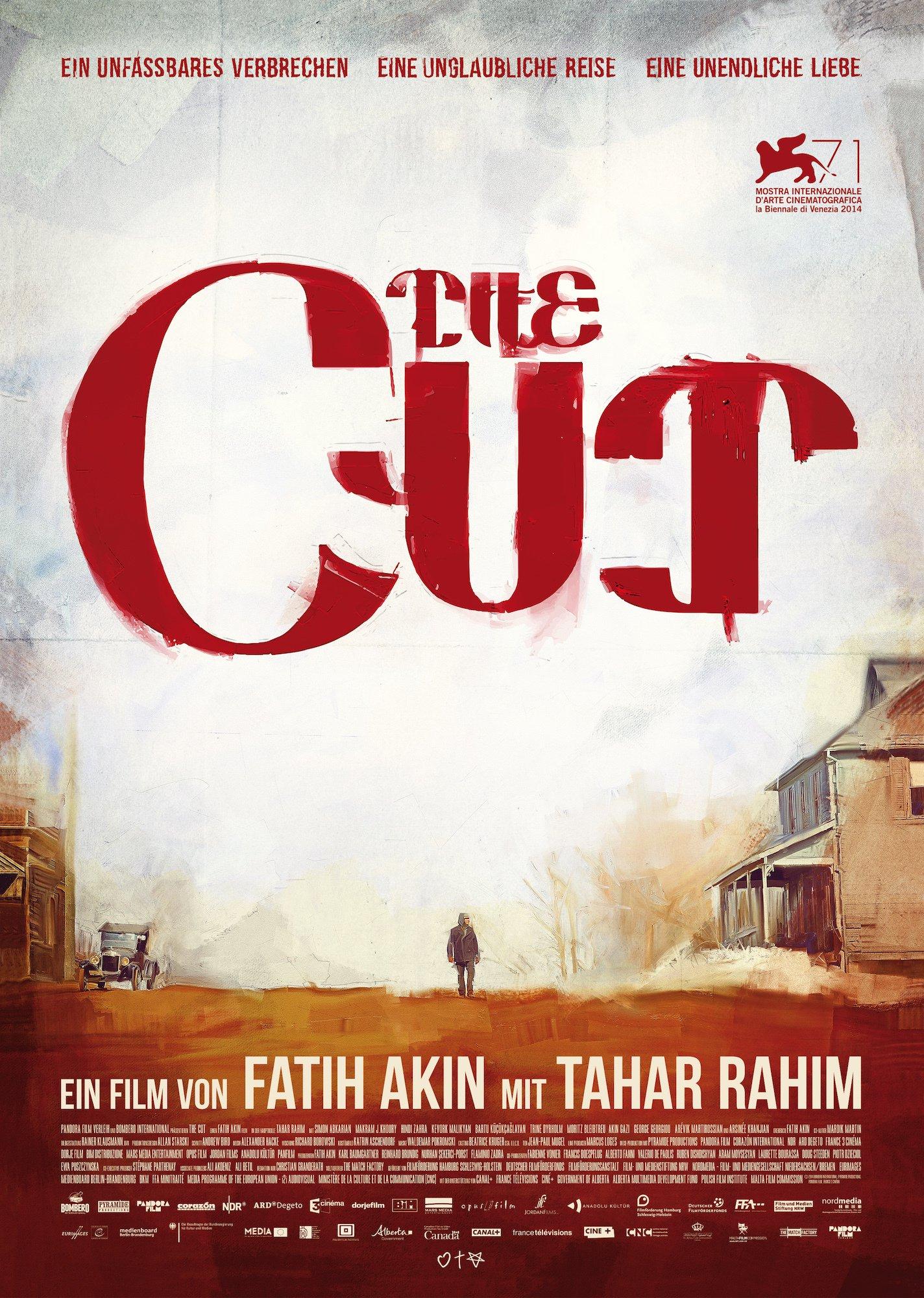 """Plakat von """"The Cut"""""""