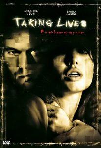 """Plakat von """"Taking Lives - Für Dein Leben würde er töten"""""""
