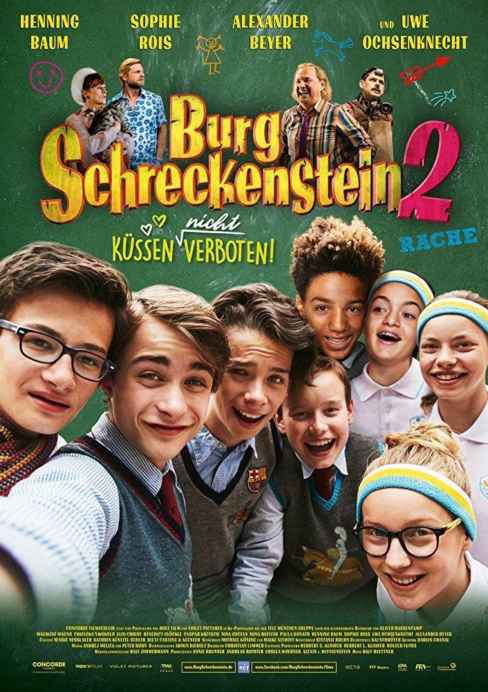 """Plakat von """"Burg Schreckenstein 2"""""""