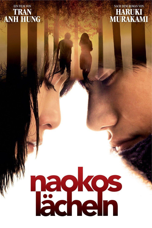 """Plakat von """"Naokos Lächeln"""""""