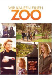 """Plakat von """"Wir kaufen einen Zoo"""""""