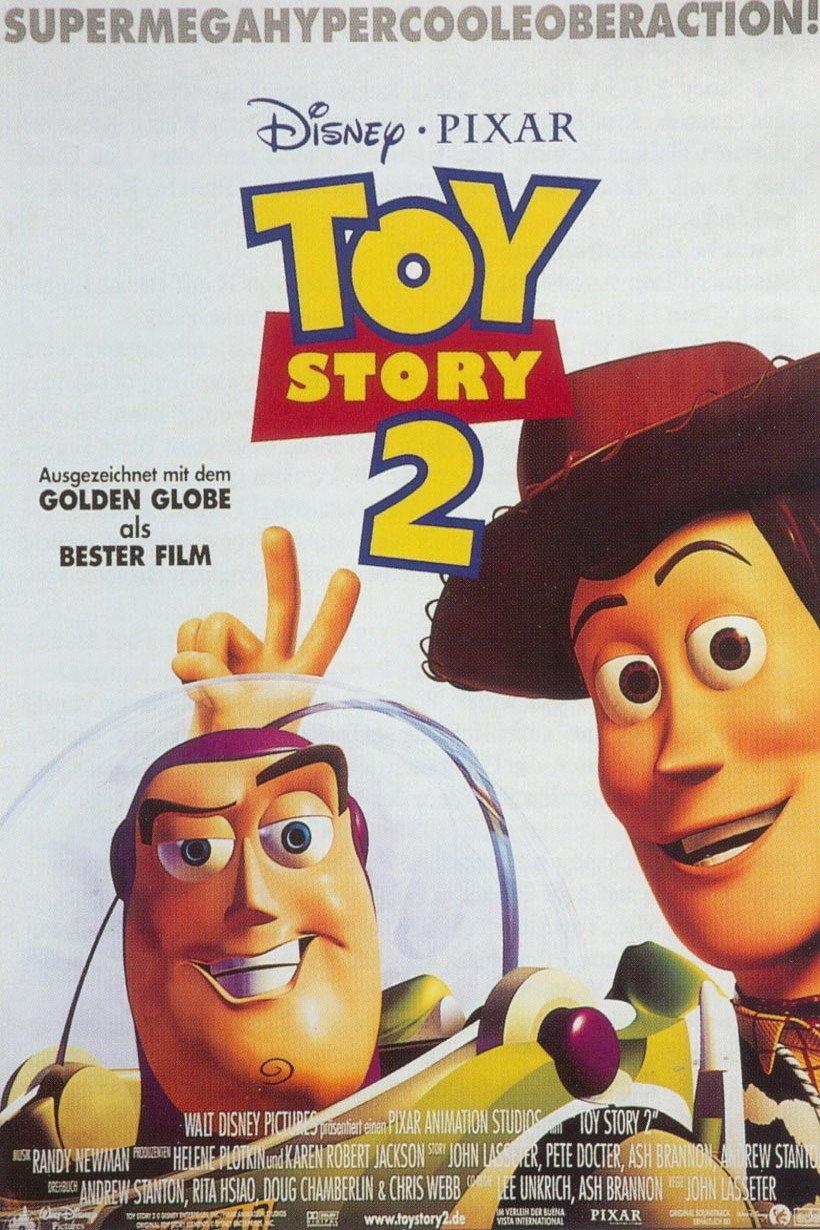 """Plakat von """"Toy Story 2"""""""
