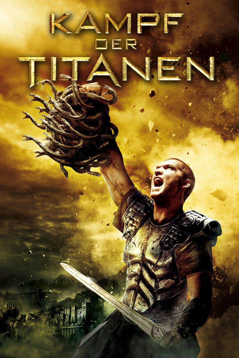 """Plakat von """"Kampf der Titanen"""""""