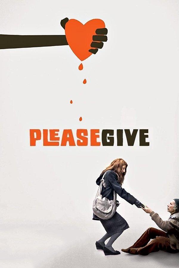 """Plakat von """"Please Give"""""""