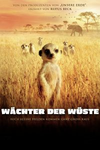 """Plakat von """"Wächter der Wüste"""""""