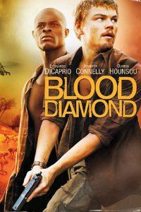 "Plakat von ""Blood Diamond"""