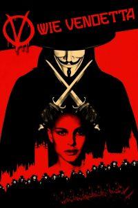 """Plakat von """"V wie Vendetta"""""""