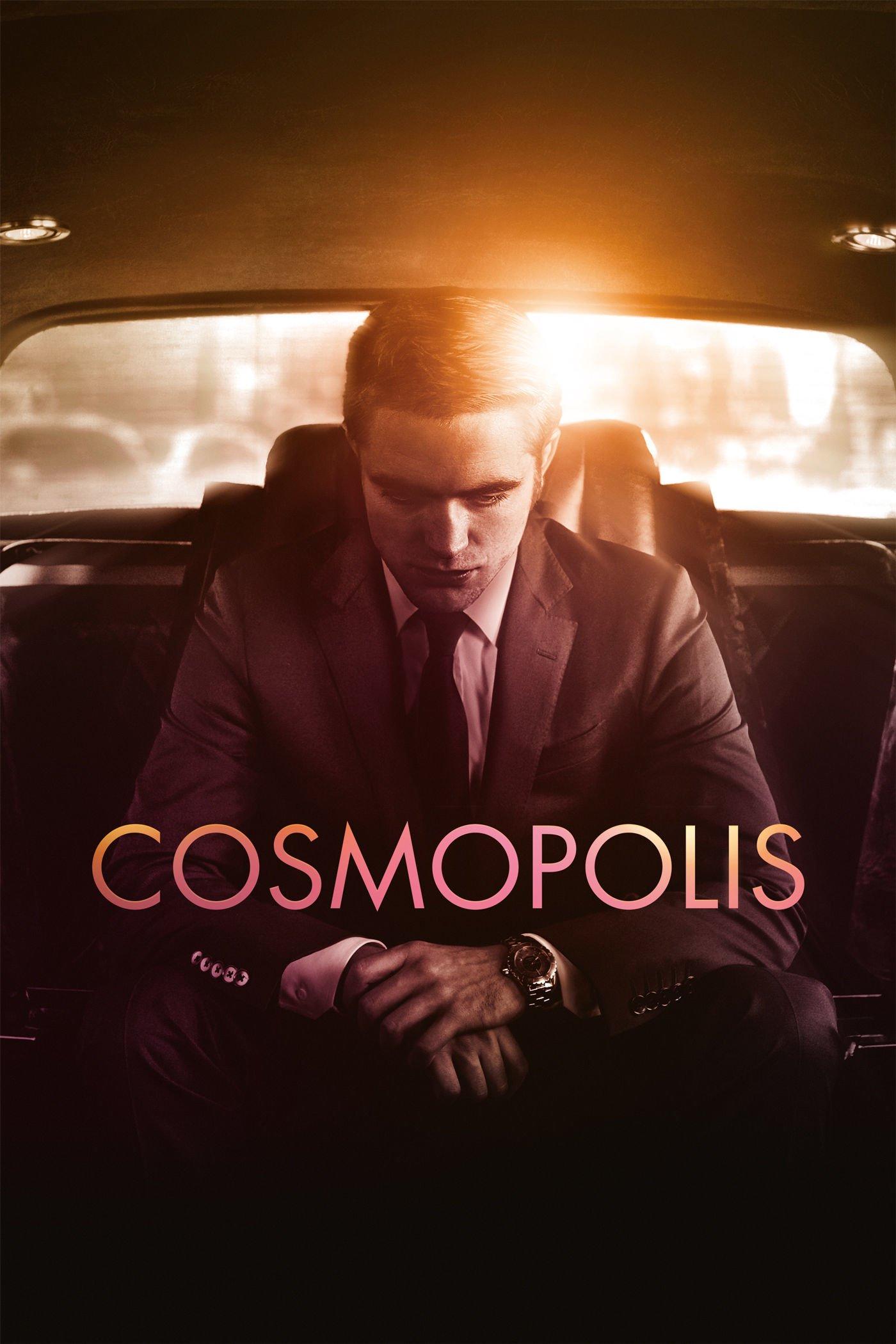 "Plakat von ""Cosmopolis"""