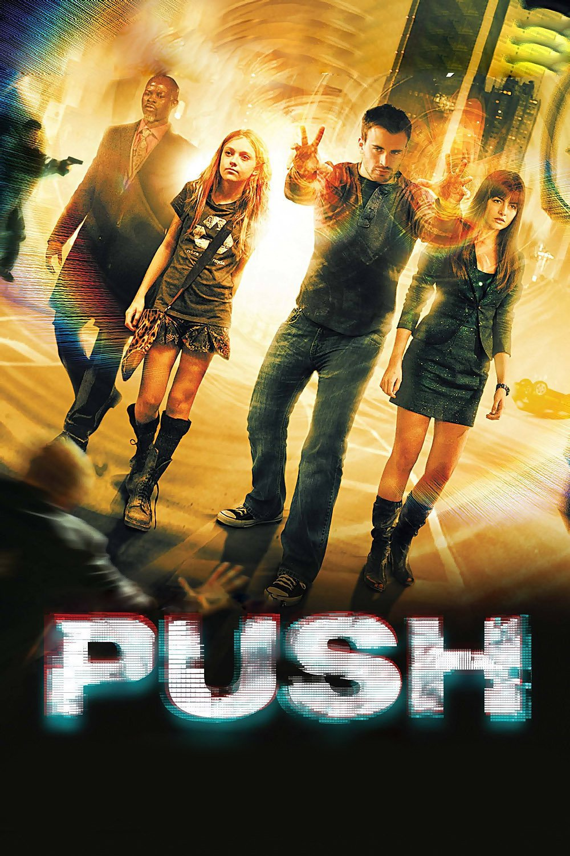 """Plakat von """"Push"""""""