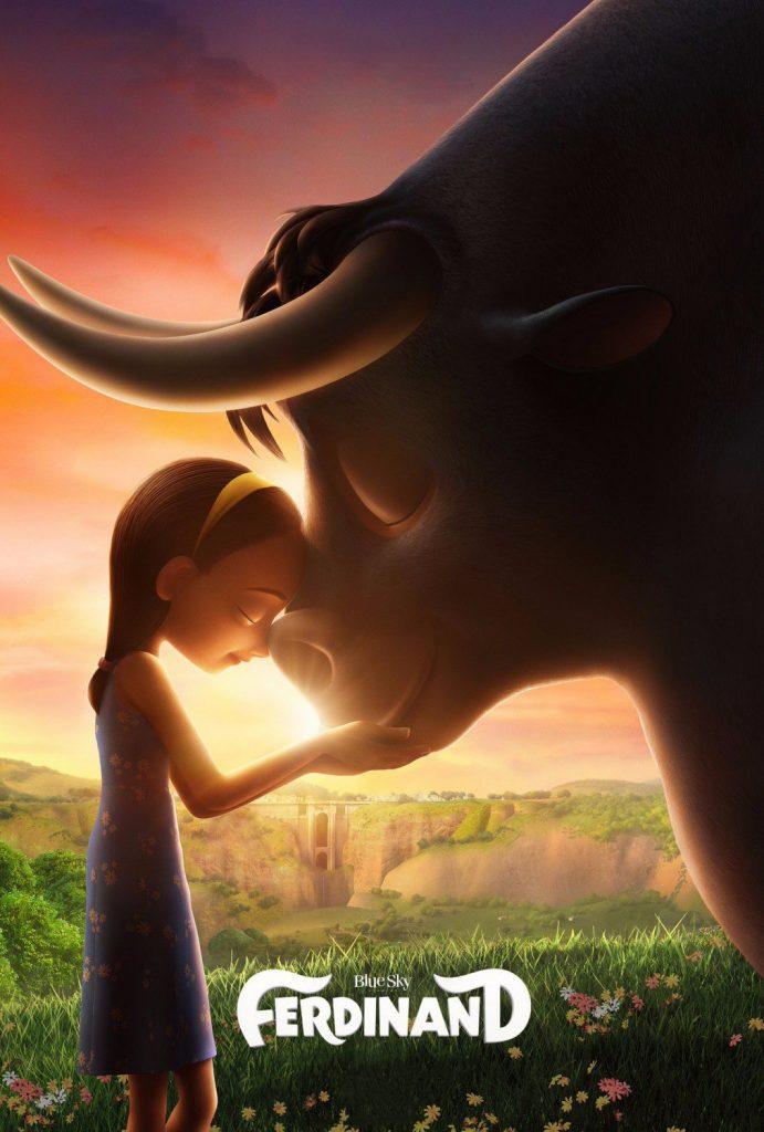 """Plakat von """"Ferdinand"""""""