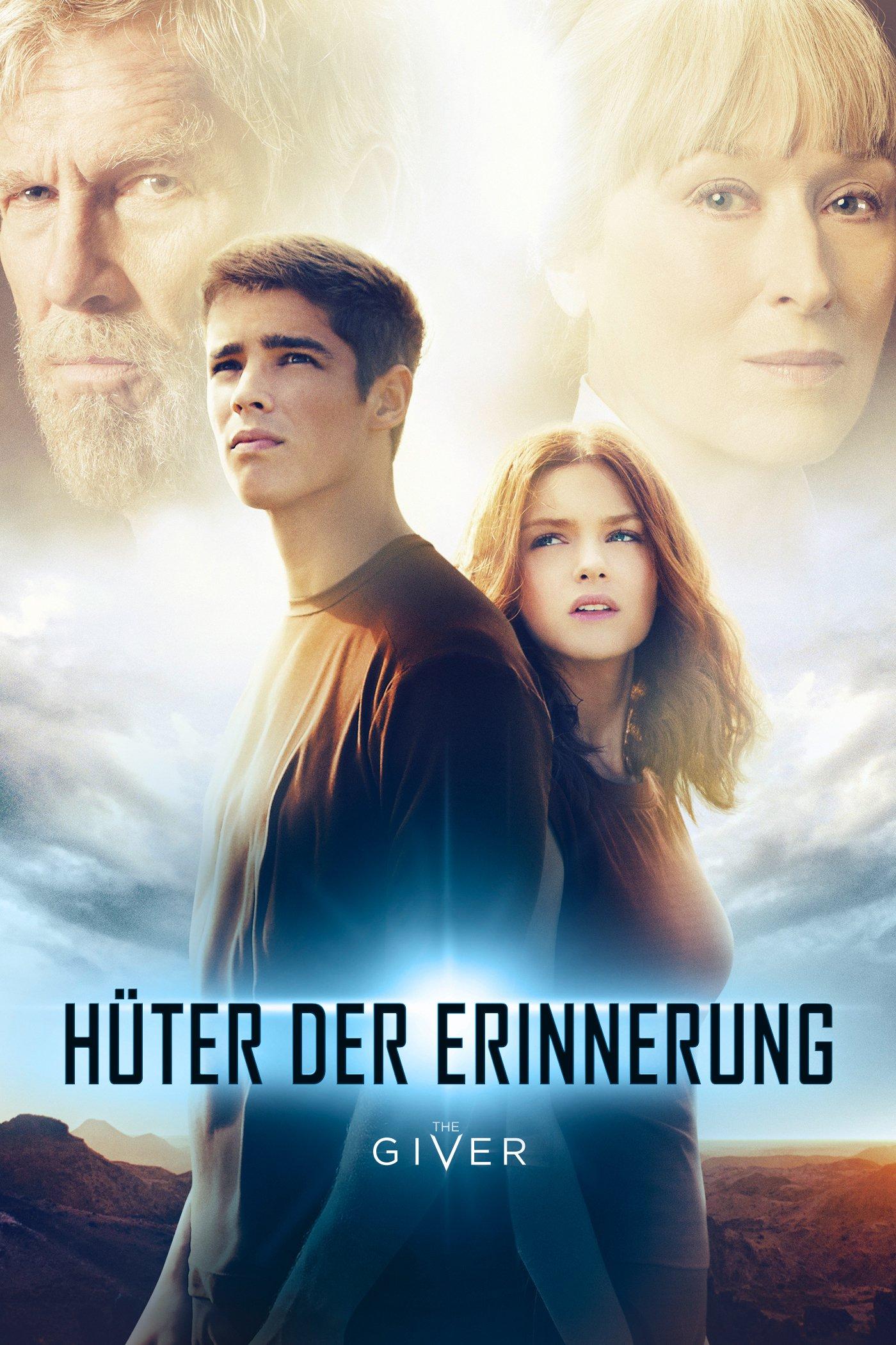 """Plakat von """"Hüter der Erinnerung - The Giver"""""""