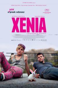 """Plakat von """"Xenia - Eine neue griechische Odyssee"""""""