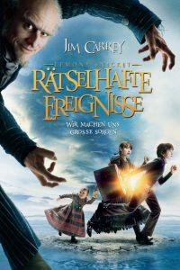 """Plakat von """"Lemony Snicket -  Rätselhafte Ereignisse"""""""