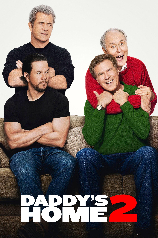 """Plakat von """"Daddy's Home 2 - Mehr Väter, mehr Probleme!"""""""