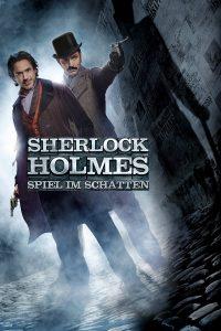 """Plakat von """"Sherlock Holmes - Spiel im Schatten"""""""