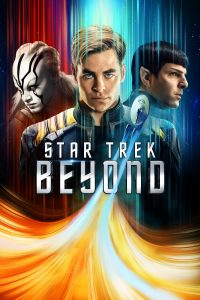 """Plakat von """"Star Trek Beyond"""""""