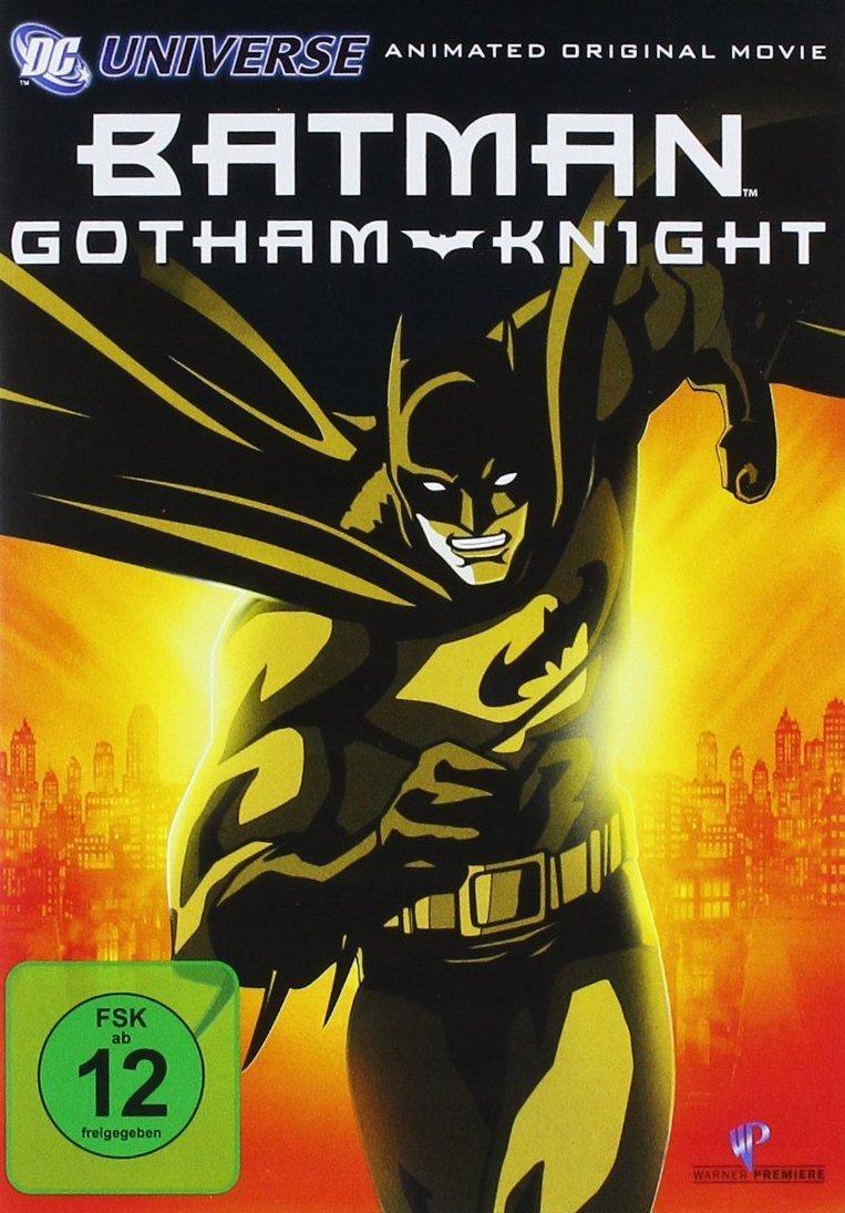 """Plakat von """"Batman: Gotham Knight"""""""