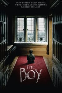 "Plakat von ""The Boy"""