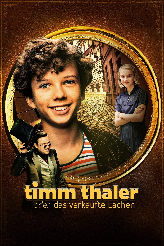 """Plakat von """"Timm Thaler oder das verkaufte Lachen"""""""