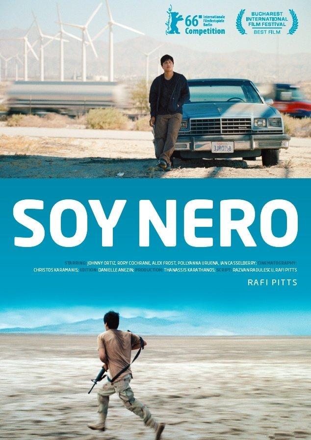 "Plakat von ""Soy Nero"""