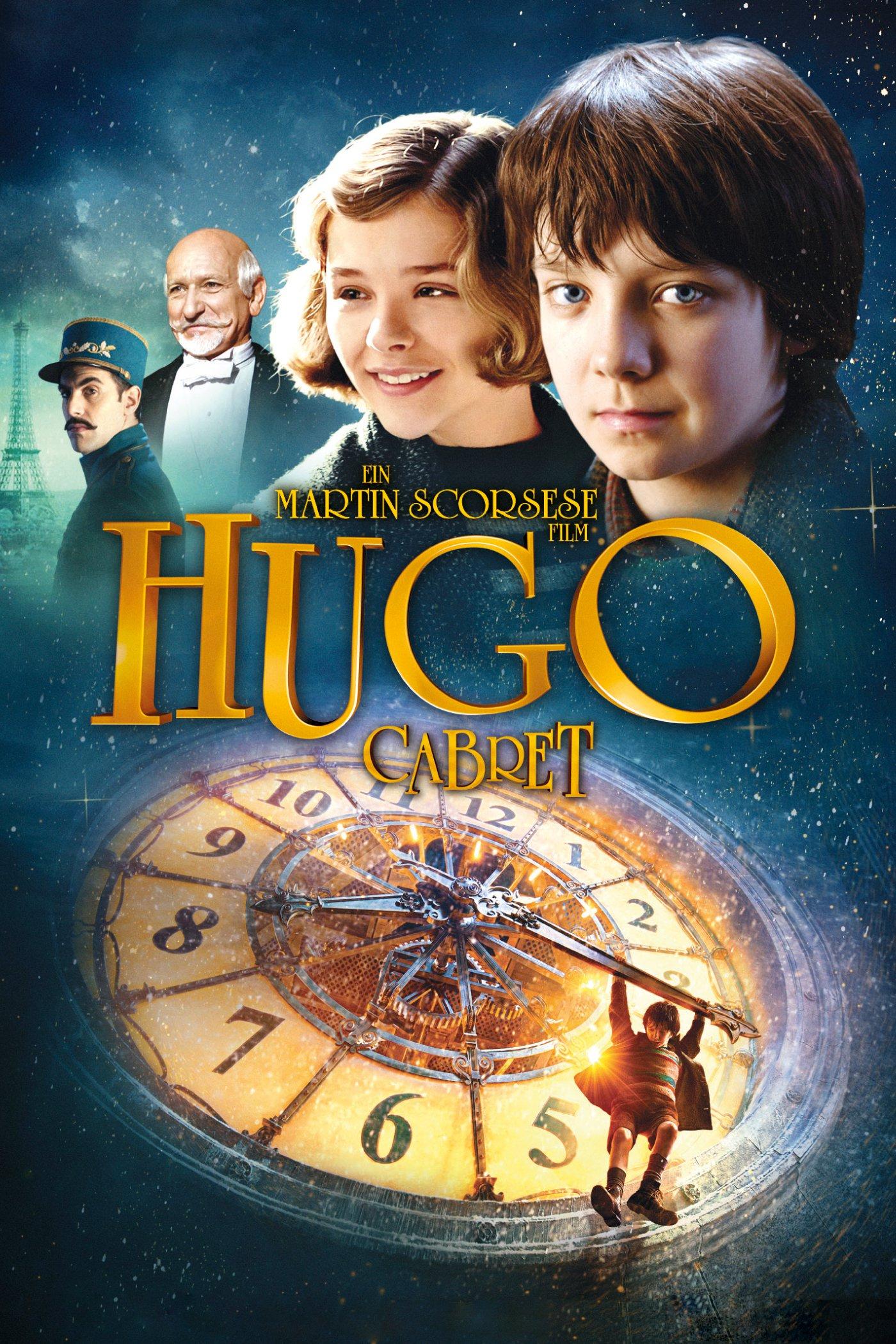 """Plakat von """"Hugo Cabret"""""""
