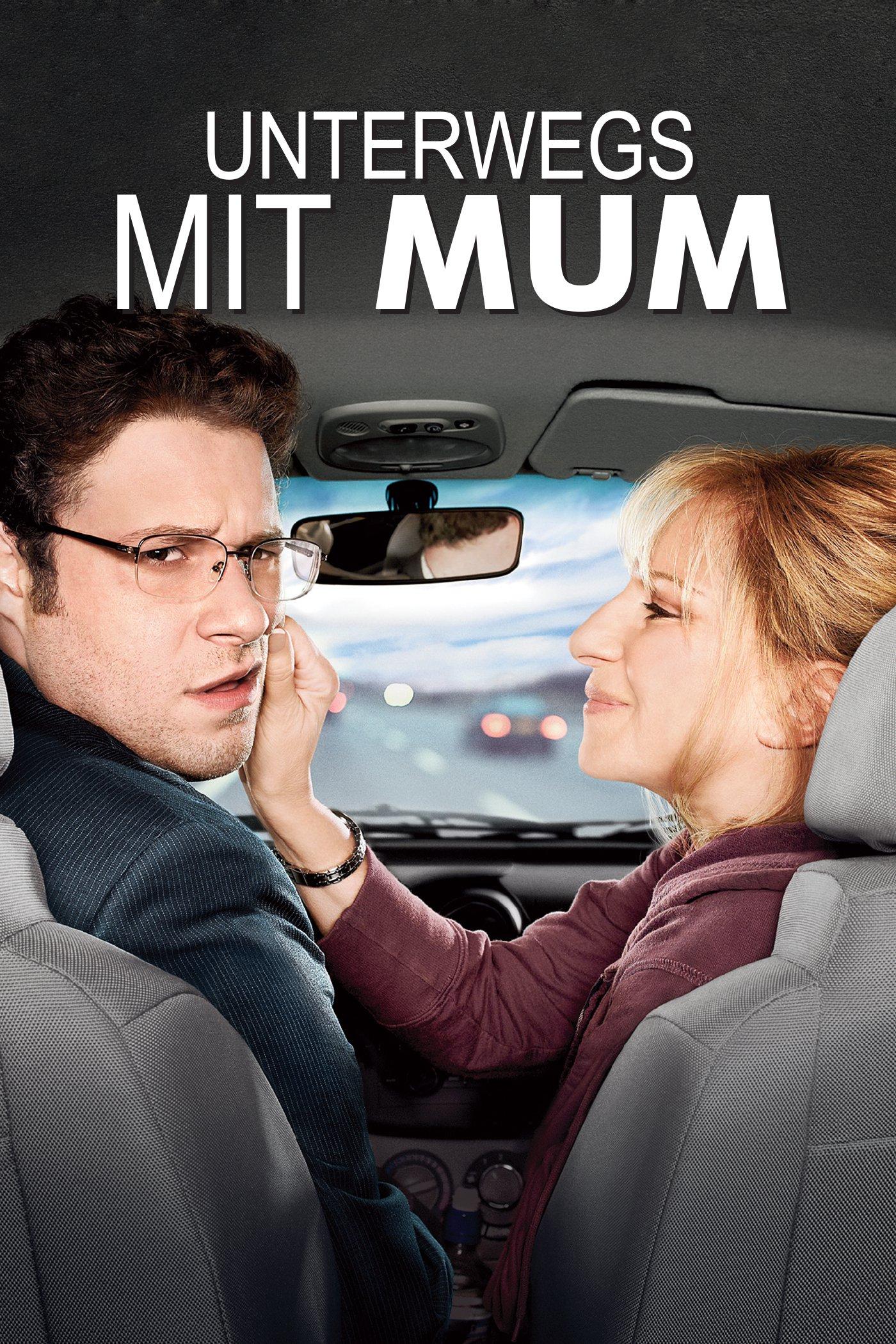 """Plakat von """"Unterwegs mit Mum"""""""