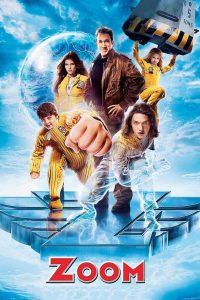 """Plakat von """"Zoom - Akademie für Superhelden"""""""