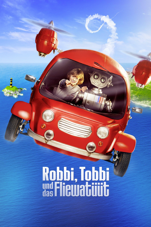 """Plakat von """"Robbi, Tobbi und das Fliewatüüt"""""""