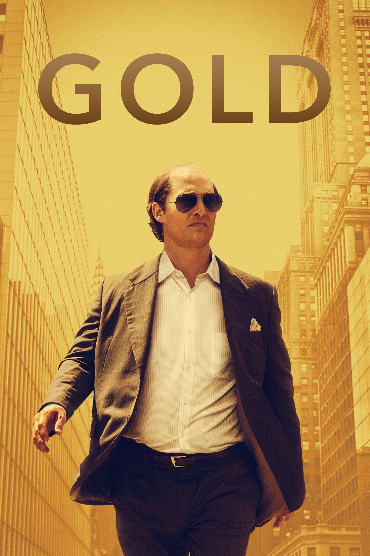 """Plakat von """"Gold"""""""