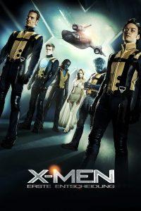 """Plakat von """"X-Men - Erste Entscheidung"""""""