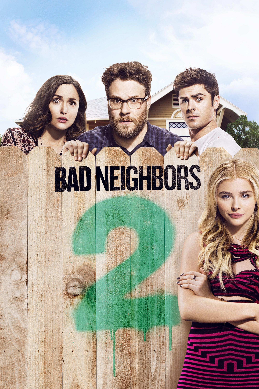 "Plakat von ""Bad Neighbors 2"""