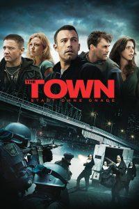 """Plakat von """"The Town - Stadt ohne Gnade"""""""