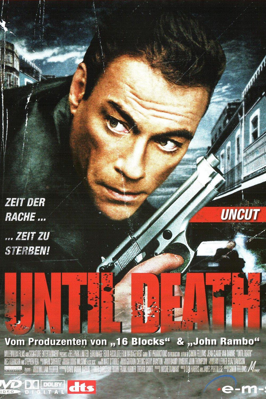 """Plakat von """"Until Death"""""""